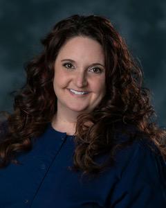 Headshot of Melissa Fisher, Dental Hygienist